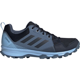 adidas TERREX TraceRocker GTX Zapatillas Trail Running Mujer, black/carbon/green
